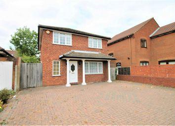Thumbnail 4 bed detached house for sale in Uxbridge Road, Harrow Weald, Harrow