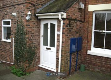 Thumbnail 1 bed flat to rent in Corporation Street, Stafford
