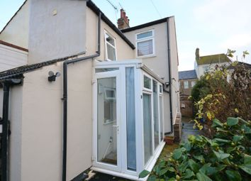 Thumbnail 2 bed end terrace house for sale in Wards Cottage, Clapham Road South, Lowestoft