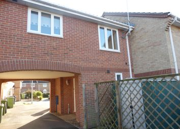Thumbnail 1 bed property to rent in Thistle Close, Thetford