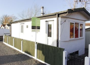 Thumbnail 1 bed mobile/park home for sale in Whitehouse Residential Park, Garstang, Lancashire