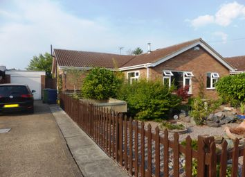 Thumbnail 3 bed detached bungalow for sale in The Shires, March