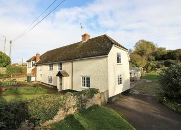 Thumbnail 4 bed semi-detached house for sale in Membury, Axminster