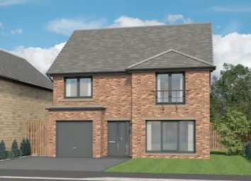 Thumbnail 4 bedroom detached house for sale in Lordenshaw Drive, Rothbury, Morpeth