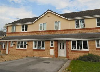 Thumbnail 3 bed town house for sale in Cwrt Maes Goch, Bagillt, Flintshire