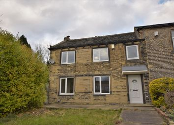 Thumbnail 3 bed end terrace house for sale in Sheepridge Road, Huddersfield