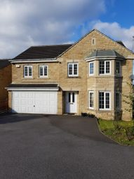 Thumbnail 5 bed detached house to rent in Thorgrow Close, Fenay Bridge, Huddersfield