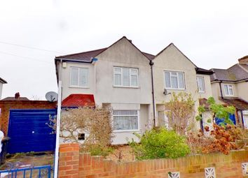 Thumbnail 3 bed semi-detached house for sale in Harewood Road, Bedford, Bedfordshire