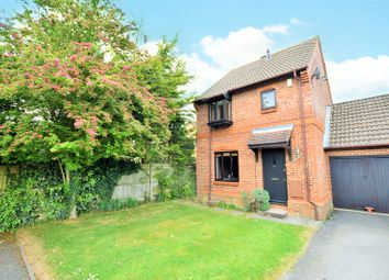 Thumbnail 3 bedroom link-detached house to rent in Simkins Close, Winkfield Row, Bracknell, Berkshire