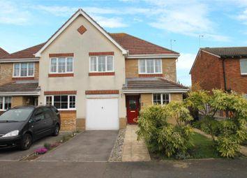 Thumbnail 3 bed semi-detached house for sale in Crosshaven, Littlehampton, West Sussex