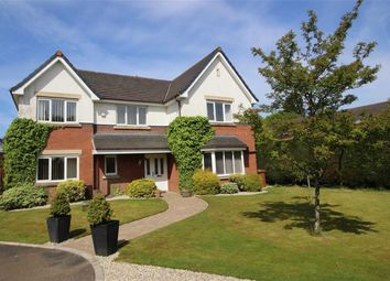 Thumbnail 4 bedroom detached house for sale in Swallowfields, Cottam, Preston