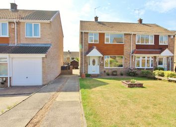 Thumbnail 3 bed semi-detached house for sale in Dove Road, Wombwell, Barnsley