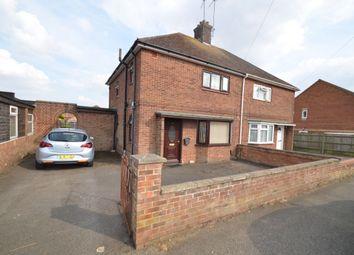 Thumbnail 3 bed semi-detached house for sale in Churchill Avenue, Irthlingborough, Wellingborough