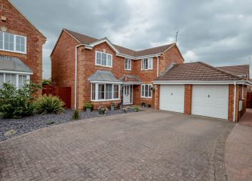 Thumbnail 4 bed detached house for sale in Chase Wood, Peatmoor, Swindon