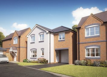 Thumbnail 5 bed detached house for sale in Whitacre Gardens, Plot 7 Station Road, Whitacre Heath