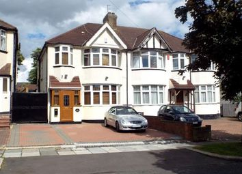Thumbnail 4 bed semi-detached house for sale in Linden Way, Southgate, London