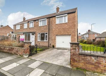 Thumbnail 5 bed semi-detached house for sale in Springfield Avenue, Hartburn, Stockton-On-Tees