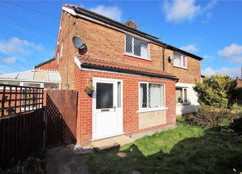 Thumbnail 2 bedroom semi-detached house for sale in Chatsworth Road, Walton-Le-Dale, Preston