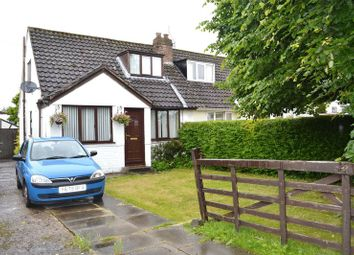 Thumbnail 2 bed semi-detached house for sale in Bells Lane, Lydiate, Liverpool