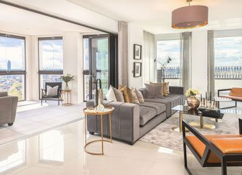 Thumbnail 2 bed flat for sale in Conquest Tower, Blackfriars Circus, 142 Blackfriars Road