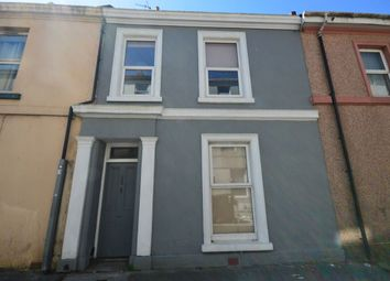 Thumbnail 5 bed terraced house to rent in Clifton Place, Plymouth