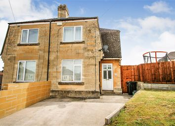 Thumbnail 2 bed semi-detached house for sale in Long Hay Close, Bath