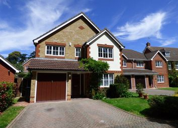 Thumbnail 4 bedroom property to rent in Gadd Close, Wokingham