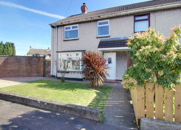 Thumbnail 3 bed semi-detached house for sale in Old Priory Close, Newtownards