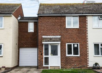 Thumbnail 3 bed terraced house for sale in Beach Road, Selsey, Chichester, West Sussex