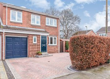 Thumbnail 4 bed link-detached house for sale in Hill Drive, Ackworth, Pontefract
