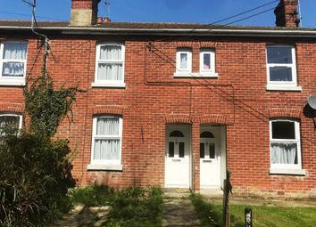 Thumbnail 3 bed terraced house for sale in Hamilton Road, Hythe, Southampton
