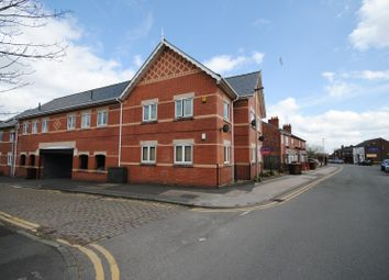 Thumbnail 1 bed flat to rent in Crompton Court, Heath Road, Wigan