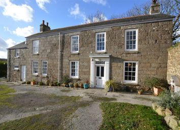 Thumbnail 3 bed detached house to rent in Treveglos Farm, Zennor, St. Ives, Cornwall