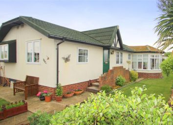 Thumbnail 2 bed detached house for sale in Willowbrook Park, Old Salts Farm Road, Lancing