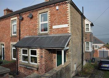 Thumbnail 4 bed end terrace house for sale in Meadowfield Terrace, Stocksfield