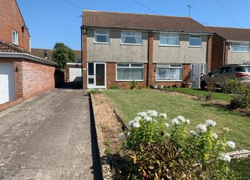 3 bed semi-detached house for sale in Liscum Way, Barry CF62