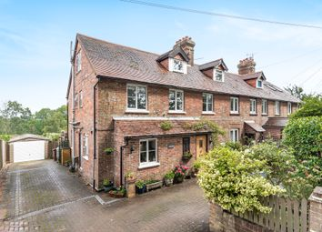 4 bed end terrace house for sale in High Cross, Rotherfield, Crowborough, East Sussex TN6
