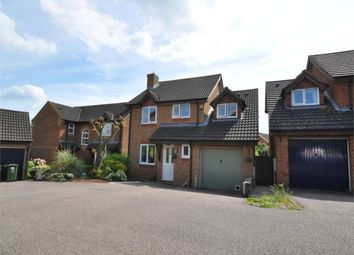 Thumbnail 4 bed detached house to rent in Goshawk Close, Hartford, Huntingdon, Cambridgeshire