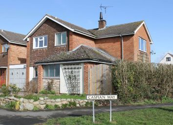 Thumbnail 4 bed detached house for sale in Caspian Way, Wheaton Aston, Stafford