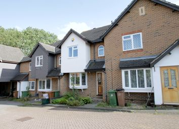 Thumbnail 2 bed terraced house to rent in Sevenoaks Close, Belmont