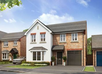 Thumbnail 4 bed detached house for sale in Overton Manor Shaws Lane, Eccleshall, Stafford