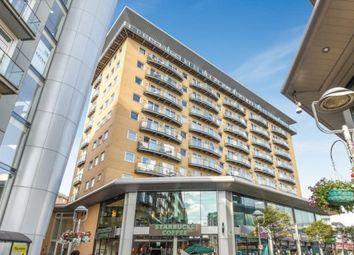 Thumbnail 2 bed flat to rent in Hamlyn House, High Street, Feltham