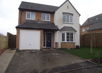 Thumbnail 4 bed detached house to rent in Swan Drive, Kingshurst, Birmingham