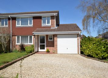 3 bed semi-detached house for sale in Elvin Close, Hordle, Lymington SO41