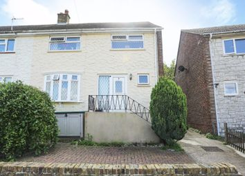 Thumbnail 3 bed end terrace house for sale in Westbury Crescent, Dover