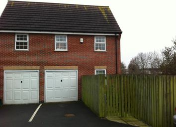 Thumbnail 2 bed property to rent in Loganberry Court, Alvaston, Derby