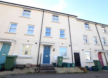 Thumbnail 4 bed terraced house for sale in Yorkley Road, Cheltenham, Gloucestershire