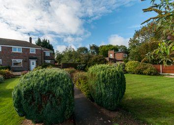 Thumbnail 3 bed semi-detached house for sale in Shields Crescent, Castle Donington, Castle Donington, Derbyshire