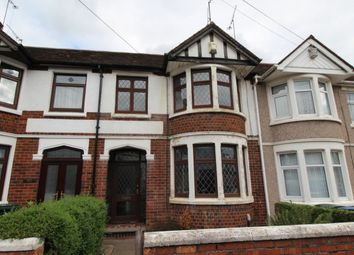 Thumbnail 3 bed terraced house for sale in Purcell Road, Coventry