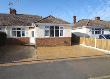 Thumbnail 2 bed semi-detached bungalow for sale in Oakley Road, Dovercourt, Harwich